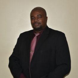 Winston Wright - Ground Handling Manager